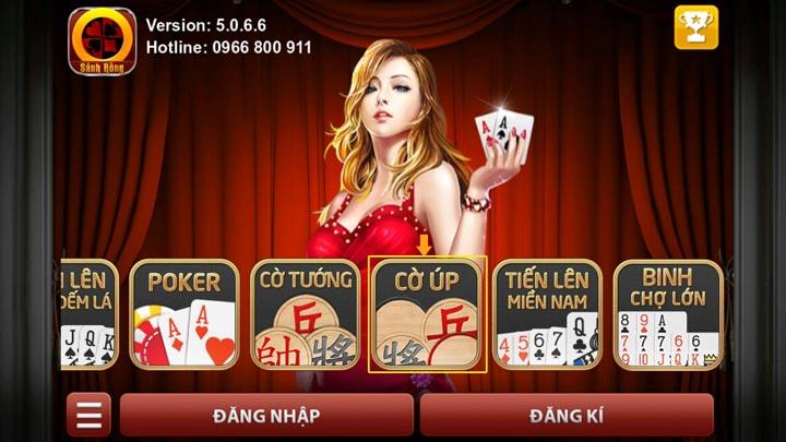 Tải game cờ úp online miễn phí
