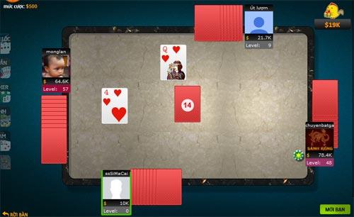 Giới thiệu game đánh bài Phỏm
