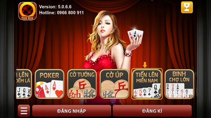 Download game danh bai tien len mien phi.
