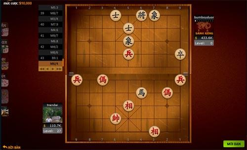 Game Cờ Tướng online - Chơi đánh Cờ Tướng trực tuyến