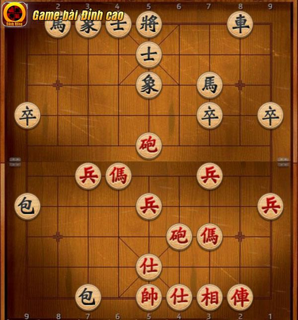 Pháo Trùng là một thế trận thường rất được các game thủ chơi Cờ Tướng sử dụng