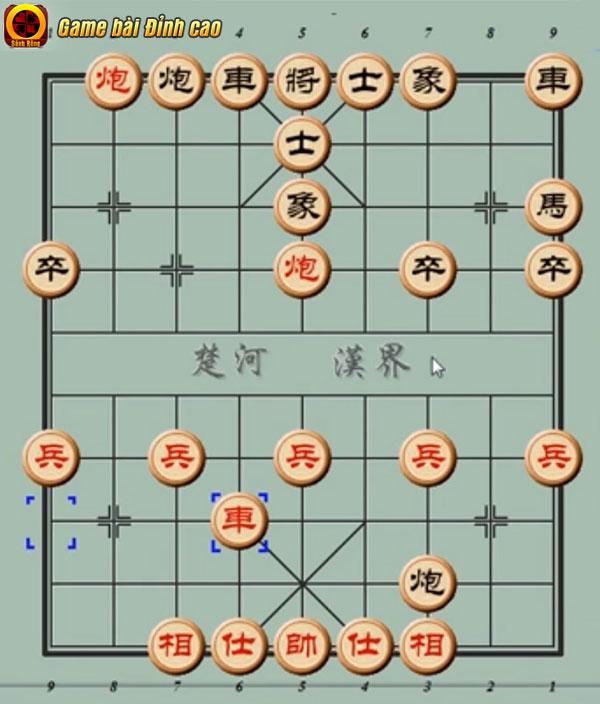 Cận cảnh 03 thế chơi Pháo hiểm hóc nhất trong game Cờ Tướng