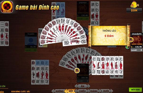 Gò bài khi đánh Chắn đòi hỏi người chơi nên linh hoạt theo từng trận đấu và đối thủ
