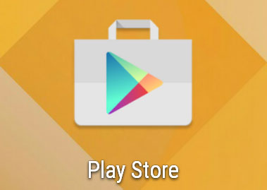 Icon kho ứng dụng Google Play