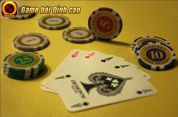 Sức hấp dẫn của game Poker nằm ở lối chơi cân não và hình thức tố tiền không giới hạn