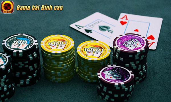 Những điểm giống và khác nhau ít ai biết giữa game Liêng và Poker