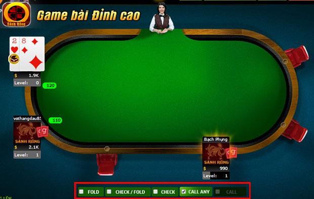 www.123nhanh.com: Những khái niệm căn bản trong game poker
