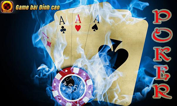 Vì sao game Poker được xem là