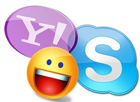 Nên sử dụng Skype cho PC hay Yahoo