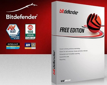 Phần mềm diệt virus miễn phí Bitdefender Antivirus Free
