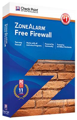 Phần mềm diệt virus miễn phí ZoneAlarm Free Firewall