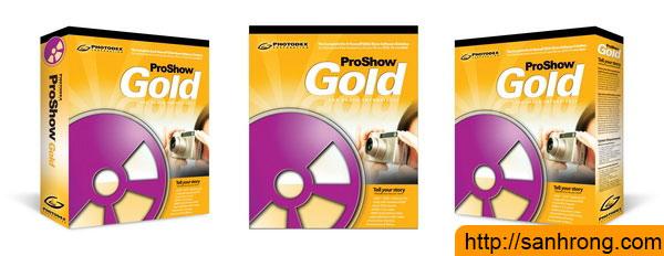 Tải và cài đặt phần mềm Proshow Gold mới nhất