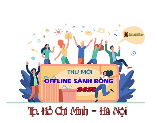 [ THÔNG BÁO ] Thư Mời Tham Dự OFFLINE TRI ÂN KHÁCH HÀNG THÁNG 01 - 2021 Cùng Sảnh Rồng