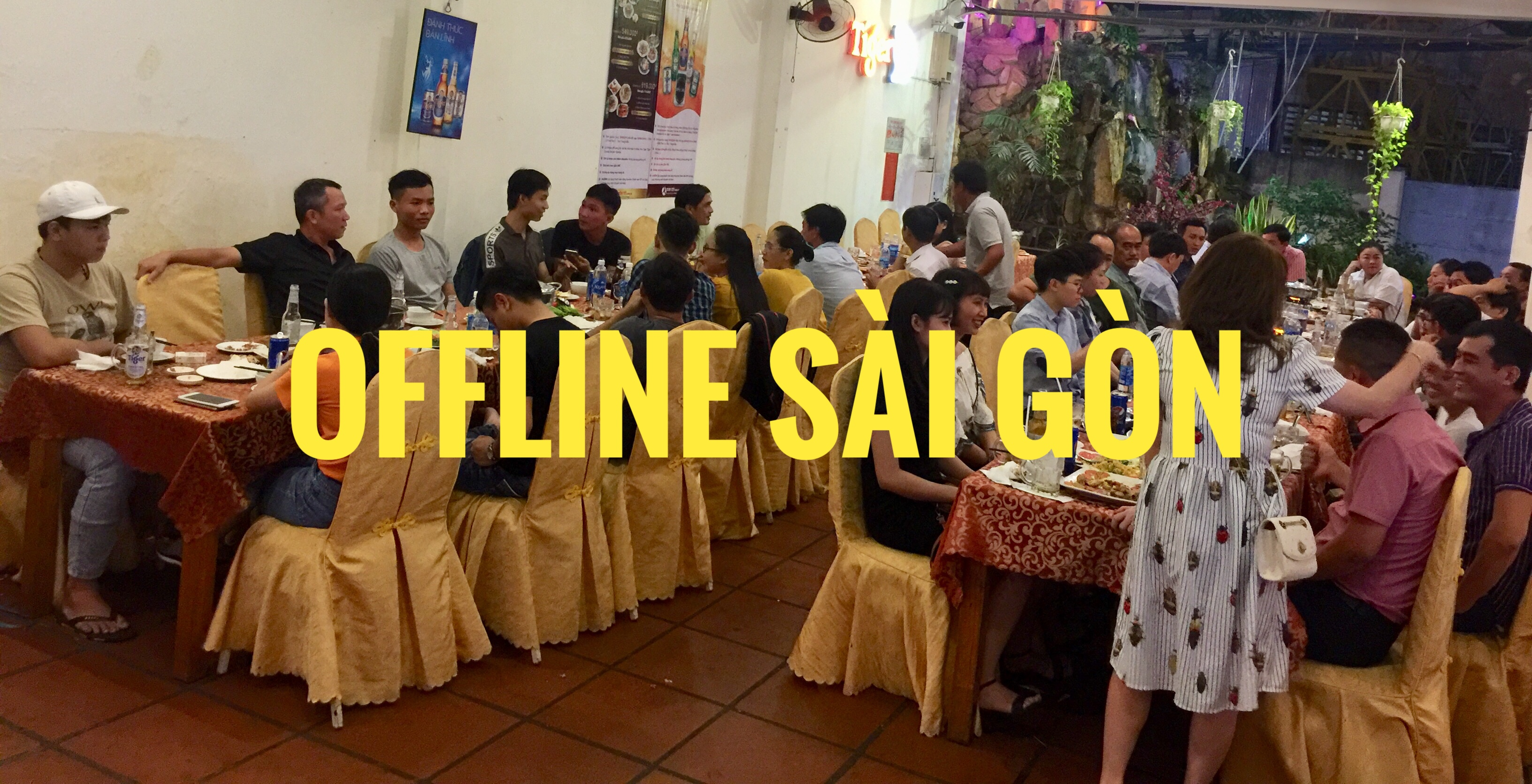 """Những hình ảnh """"vui hết nấc, chơi hết mình"""" của các game thủ trong buổi Big Offline Sảnh Rồng tại Sài Gòn"""